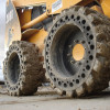 Solid Skid Steer Tires