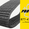 CAT 51 Triple Row MTL Rubber Track