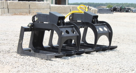 Skid Steer Root Grapple