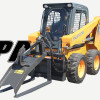 Pallet Fork Grapple Closed