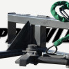 Post and Tree Puller Attachment Side View