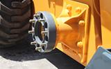 Skid Steer Wheel Spacer