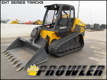 CTL Rubber Tracks Mud Snow