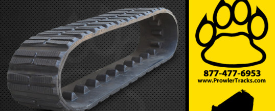 250mm Width 88mm Pitch Rubber Track