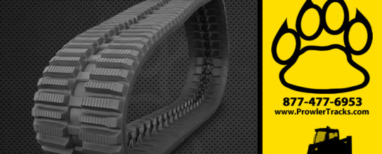 450mm Width 86mm Pitch CTL AT Rubber Track