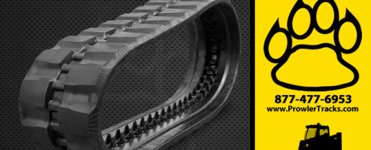 450mm Width 86mm Pitch CTL RD Rubber Track