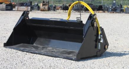 Skid Steer HD 4n1 Bucket
