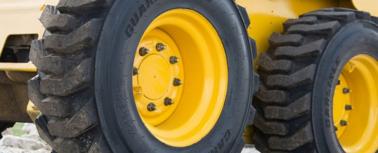 Guard Dog HD Skid Steer Tires