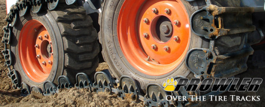 Advantages Of Skid Steer Over The Tire Tracks