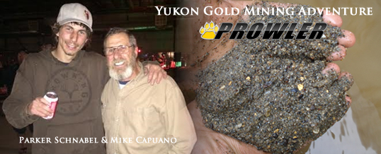 Gold Mining In The Yukon