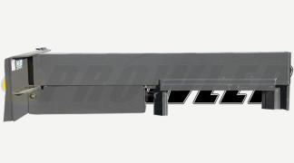 Wood Splitter Profile View