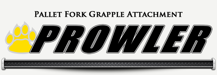 Grapple Pallet Fork Grapple Attachments