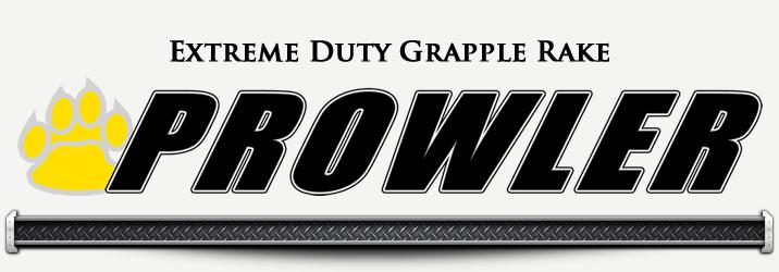 Extreme Duty Grapple Rake