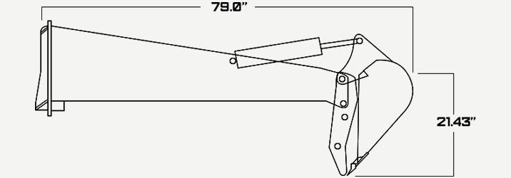 Backhoe Attachment Specs