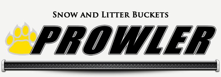 prowler snow litter buckets