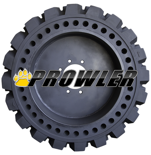 prowler solid flat proof tires
