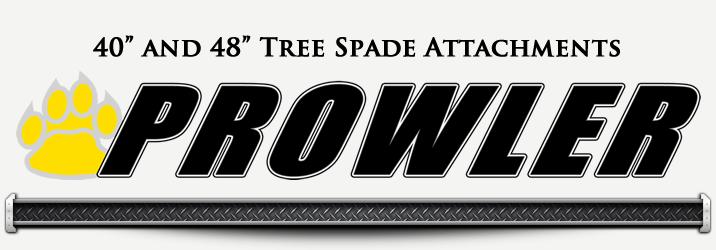 tree spade attachment