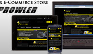Prowler MFG e-Commerce Store