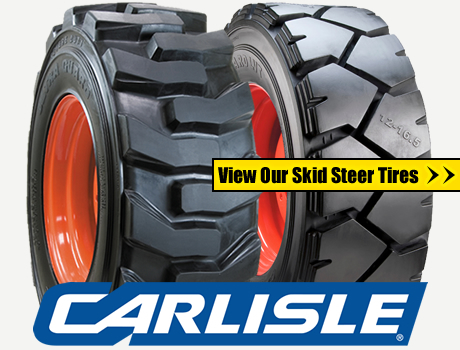 American Made Skid Steer Tires