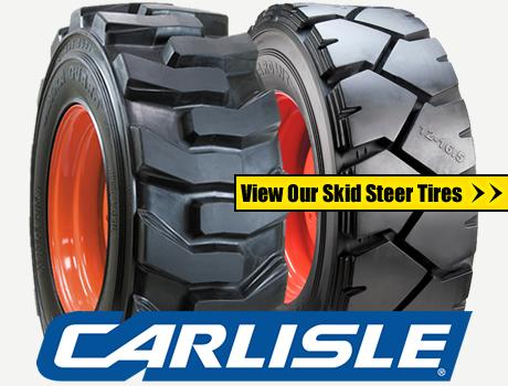 American Made Skid Steer Tires