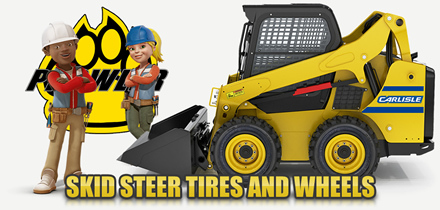 Bobcat Skid Steer Tire and Wheel Sales and Service