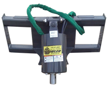 CID Extreme Duty Auger Drive