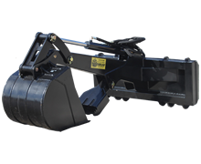 CID Backhoe Attachment
