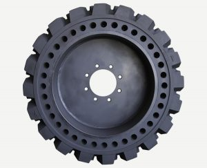 Prowler Proflex Solid Tire Profile