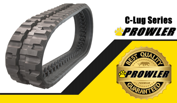 Prowler C-Lug Series Rubber Tracks