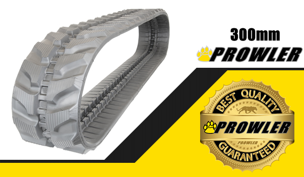 Prowler 300mm Excavator Track