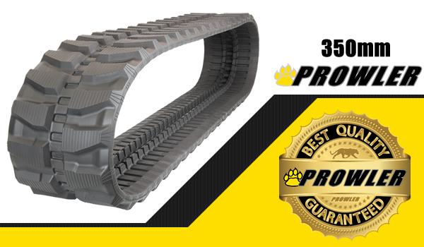 Prowler 350mm Excavator Track