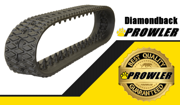 Prowler Mini Skid Steer Diamondback Track