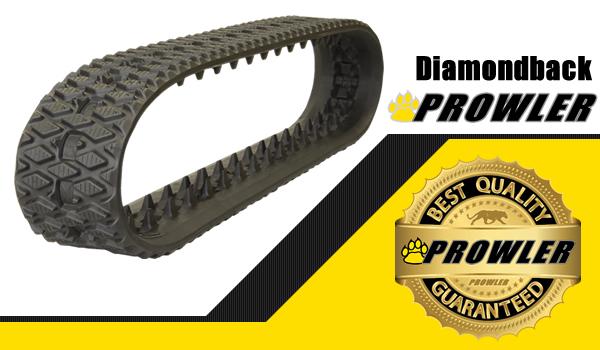 Prowler Mini Skid Steer Diamondback Track