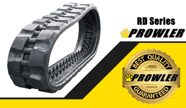 Prowler RD Series Rubber Tracks