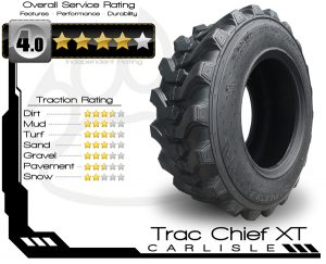 Trac Chief XT Rating
