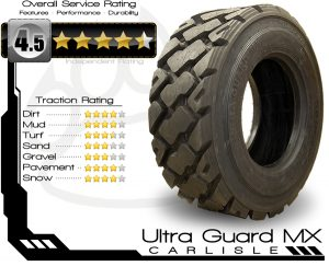 Ultra Guard MX Tire Rating