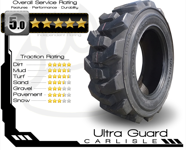 Ultra Guard Tire Rating