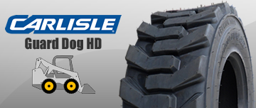 View Guard Dog HD Tires