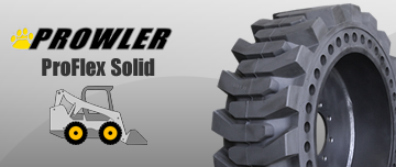 View Prowler Solid Skid Steer Tires