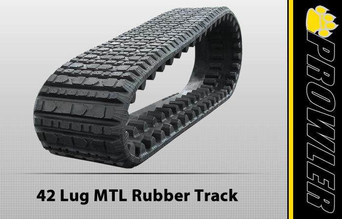 42 Lug Multi-Terrain Loader Track