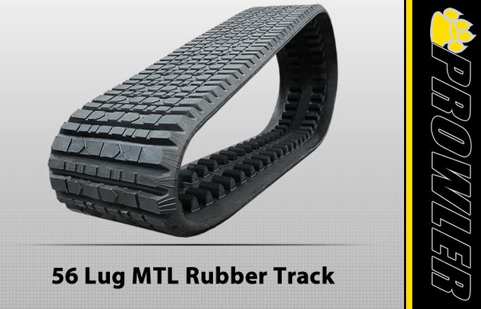 56 Lug Multi-Terrain Loader Track