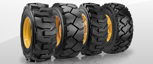 Skid Steer Tire Selection