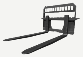 Extreme Duty Pallet Forks