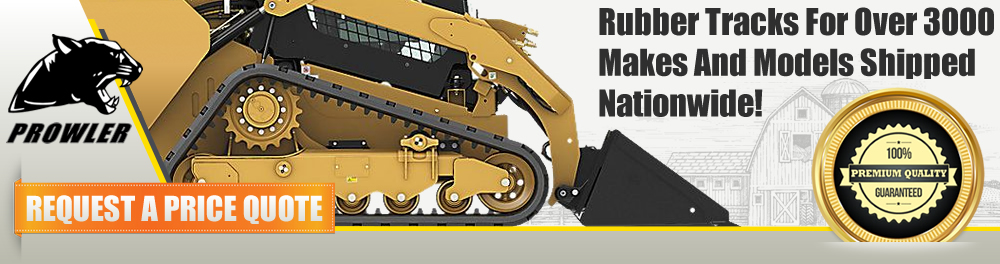 Rubber Tracks for Compact Construction Equipment