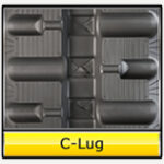 C-Lug Tread Series