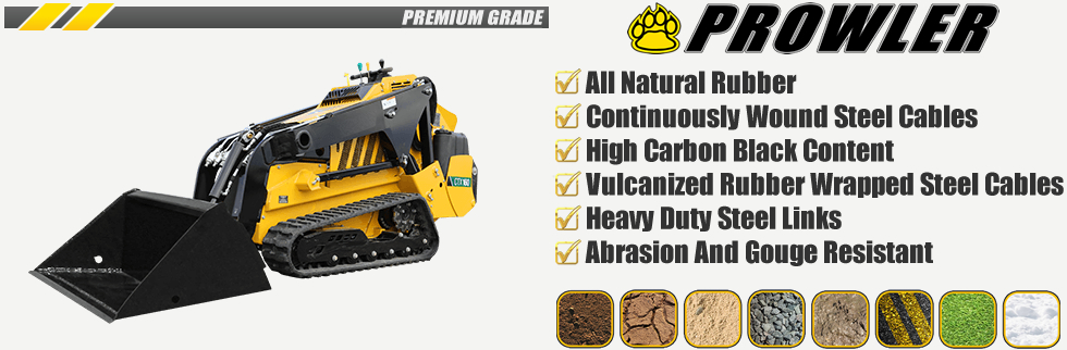 Prowler Mini Skid Steer Loader Rubber Track Sales