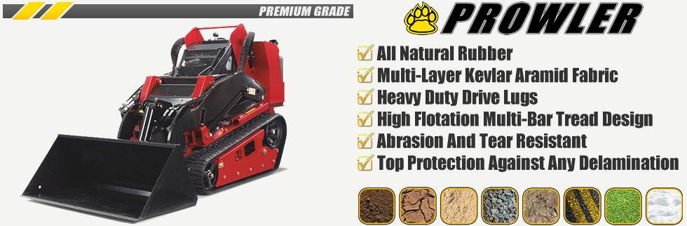 Prowler Toro Dingo Rubber Track Sales